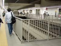 副都心線渋谷駅(2)