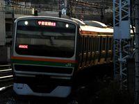 湘南新宿ラインE231系